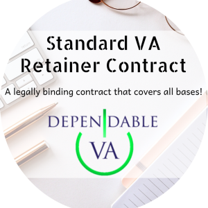 Standard VA Retainer Contract Widget (1)